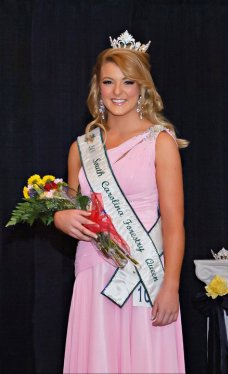 Lauren Bell SC Forestry Pageant