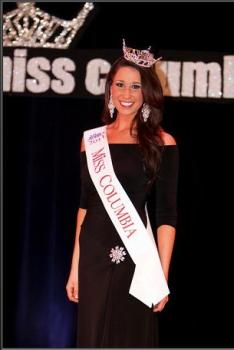 Caroline Trawick Miss Columbia America