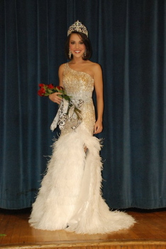 Emily Floyd Miss East Clarendon 2011 Pageant
