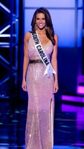 Miss South Carolina Pageant USA 2008