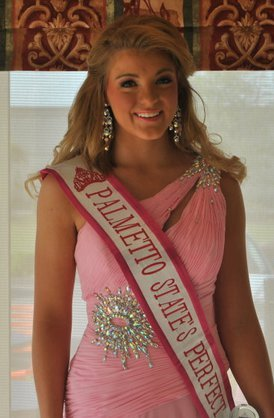 Lauren Bell Palmetto State Perfect Teen Pageant Foxy lady