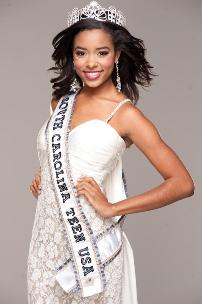 Miss South Carolina Teen USA