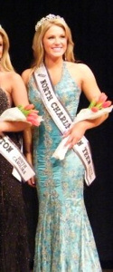 Melissa Turbeville, Miss North Charleston Teen USA Pageant