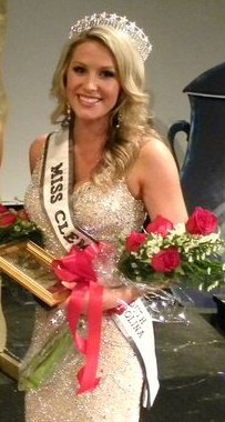 Melissa Turbeville Miss Clemson SC USA 2011 Pageant