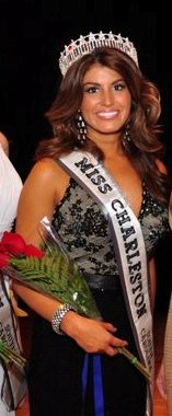 Oliva Olvera Miss Charleston SC USA 2011 Pageant
