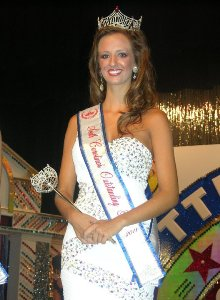 Taylor Herlong outstanding teen pageant