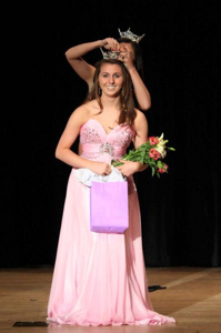 Travelers Rest Teen Pageant