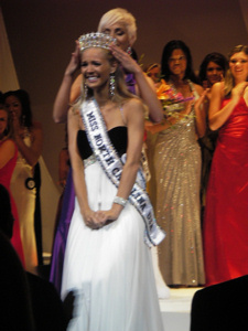 Miss North Carolina USA Kristen Dalton