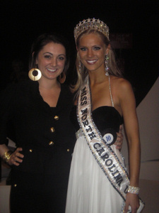 Miss North Carolina Pageant USA Kristen Dalton