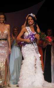 Pageant for Miss South Carolina Teen USA