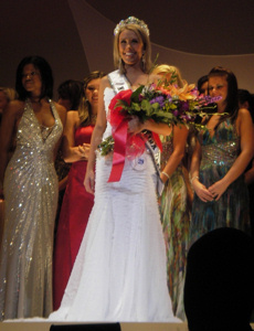 Miss North Carolina Teen USA Pageant Scarlett Howell