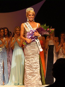 Pageant for South Carolina USA 2008