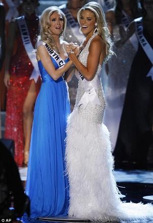 Kristen Dalton, Miss USA 2009
