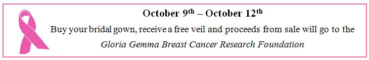 gloria gemma breast cancer research fund