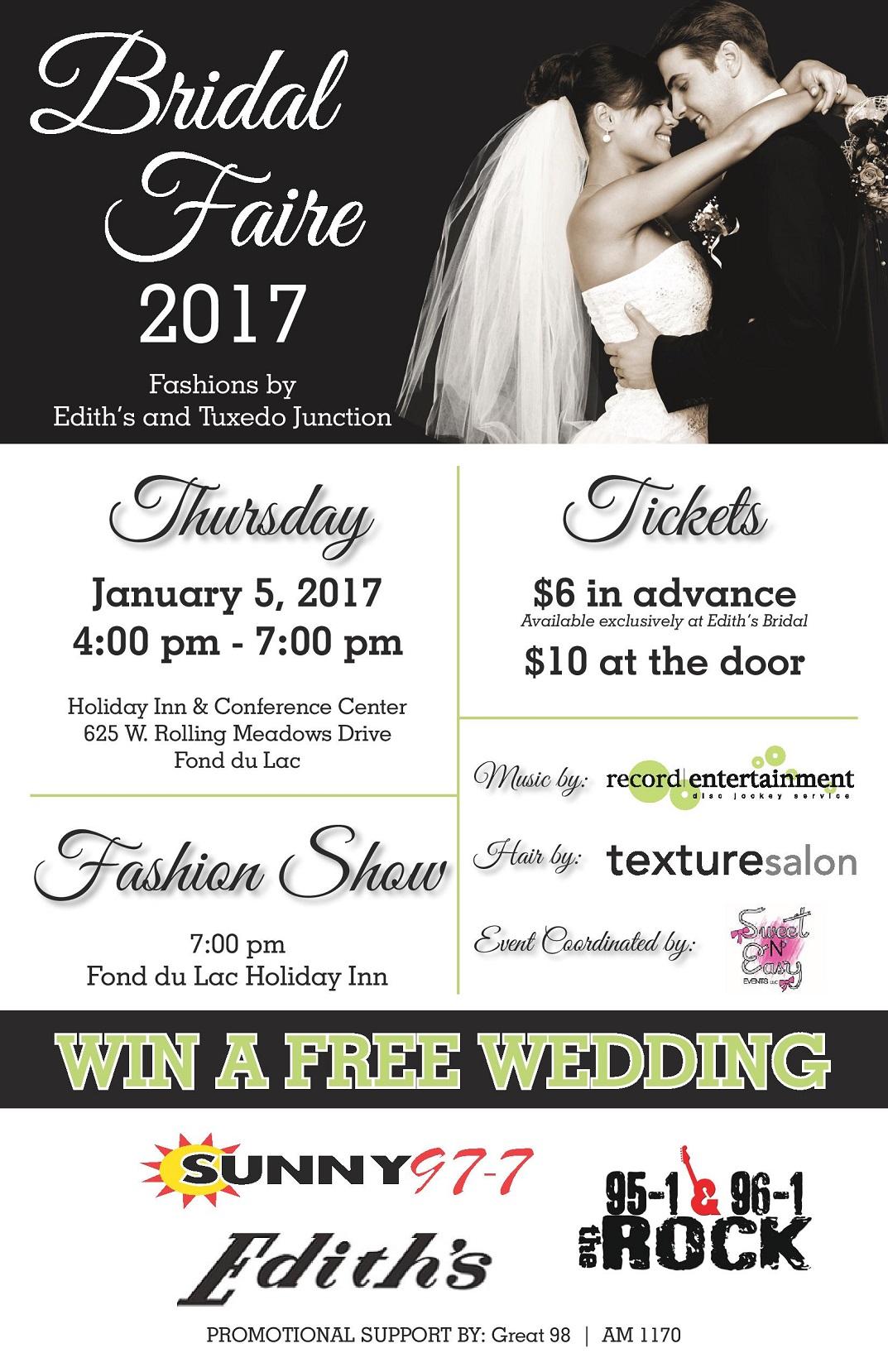 Bridal Faire 2017