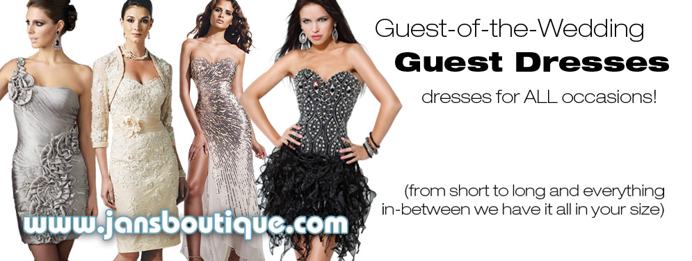 Jan\'s Boutique - Over 10,000 Gowns In Stock