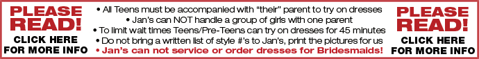 Biggest 8th Grade/Pre-teen Store, Please Read