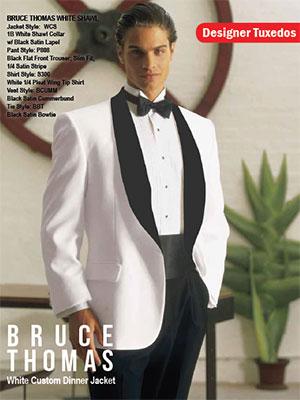 Bruce Thomas Tuxedos