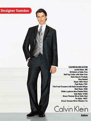 Calvin Klein Tuxedos