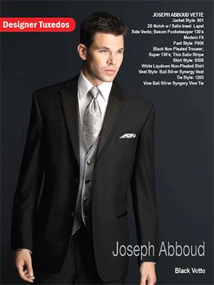 Joseph Abboud Tuxedos