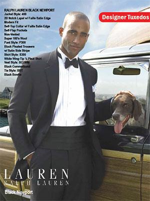 Ralph Lauren Tuxedos