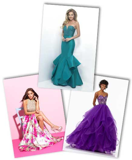 Prom ROBIN\'S Bridal Mart | St. Louis Dress Store | St. Louis Prom Shop