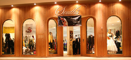 South's Clothiers in the Boone Shopping Mall