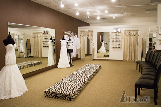 About Us - TJ Formal Prom & Bridal Website & Store
