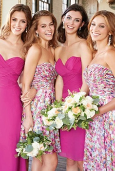 allure bridesmaids bash
