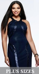 shop all plus sizes
