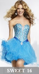 SHOP ALL SWEET 16 DRESSES