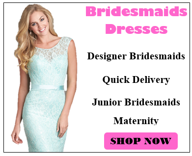 shop designer bridesmaids dresses