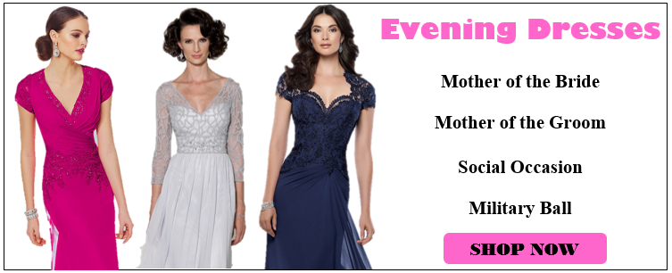 Shop Evening Dresses Now