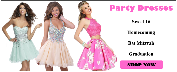 Shop Party Dresses Now