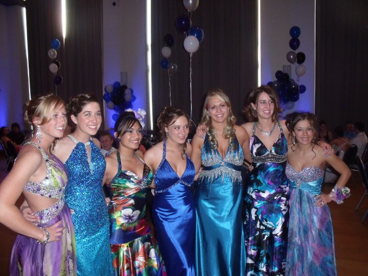 13b32b0d97a Leicester High School Senior Dinner Dance! These girls look fabulous!