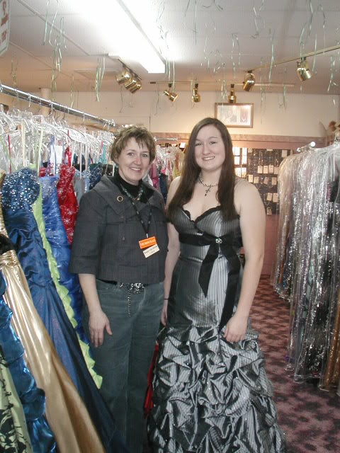 Wisconsin Consignment Prom Dresses