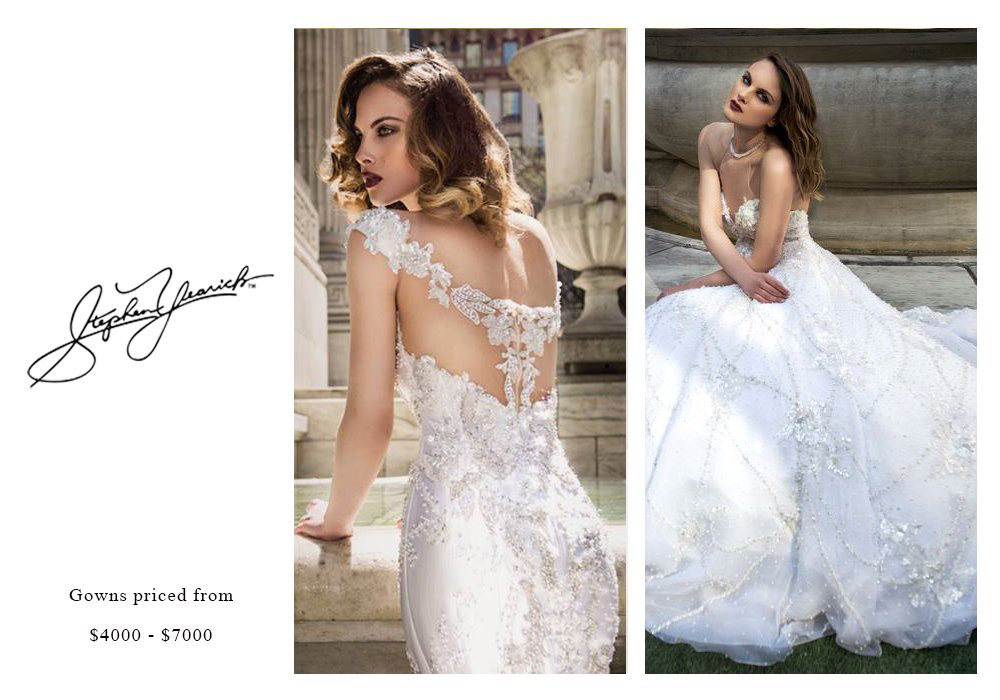 Stephen Yearick Bridal Page Coming Soon