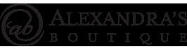 alexandras boutique logo