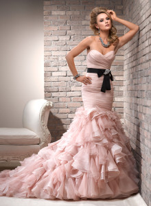 Maggie Sottero Divina - Village Bridals Wedding Dress Store