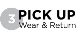 Pick Up-Wear-Return