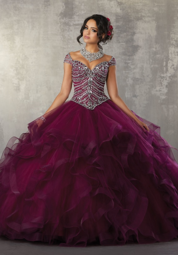 9fff61bc531 A beautiful quinceañera gown will be the icing on the cake to a wonderful  celebration of your daughter transitioning from childhood to young  womanhood.