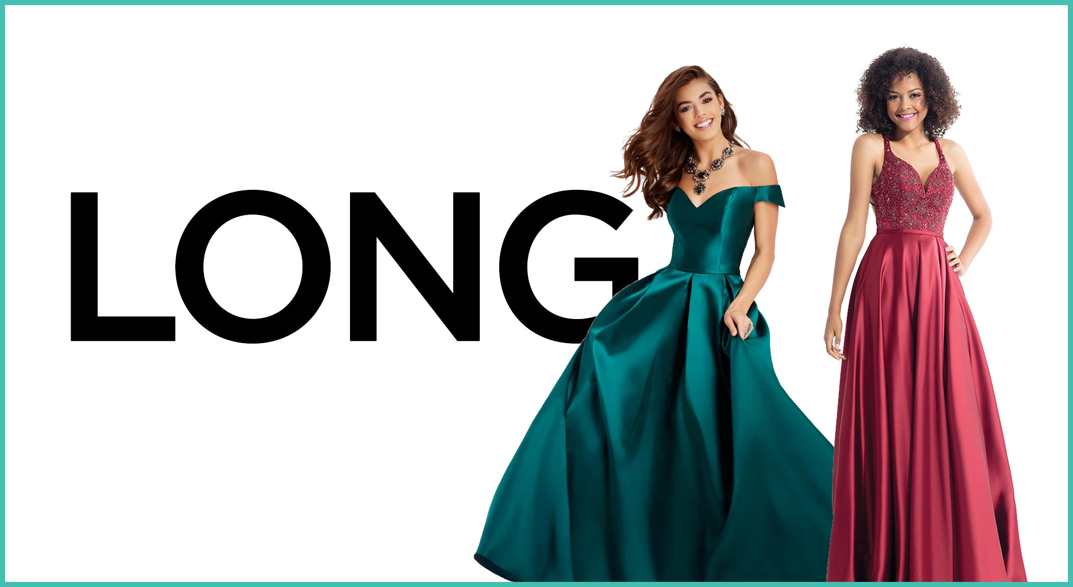Long Dresses Collection